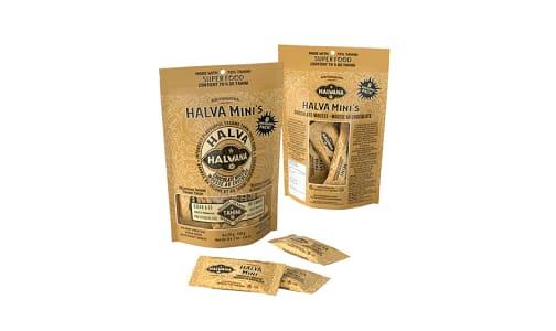 Halva Minis - Chocolate- Code#: SA1381