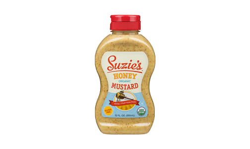 Organic Honey Mustard Dipping Sauce- Code#: SA1390