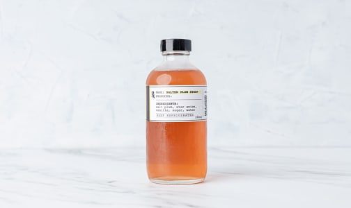 Salted Plum Syrup- Code#: SA1393