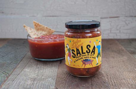 Black Bean & Corn Salsa- Code#: SA1401