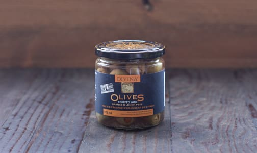 Citrus Stuffed Olives- Code#: SA1500