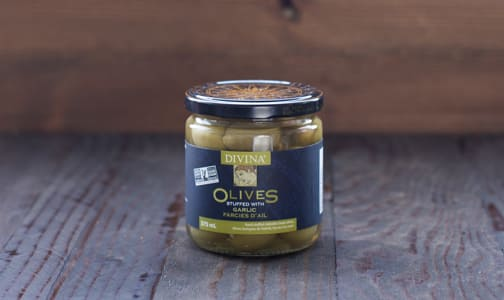 Garlic Stuffed Olives- Code#: SA1501