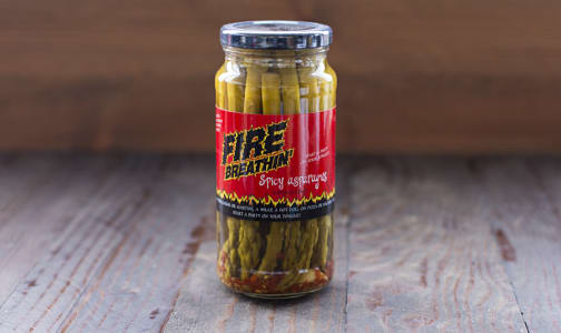 Fire Breathin' Asparagus- Code#: SA1510