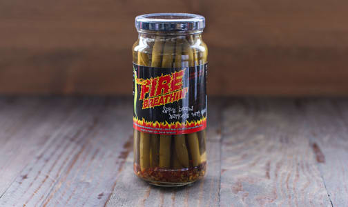 Fire Breathin' Spicy Beans- Code#: SA1512