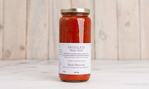 Fagiolata Pasta Sauce- Code#: SA1953