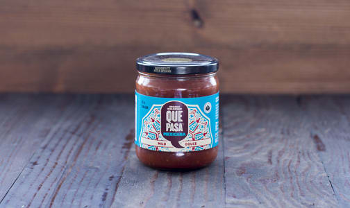 Organic Salsa Mexicana, Mild- Code#: SA196
