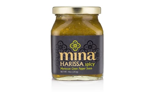 Mina Harissa Green Pepper Sauce- Code#: SA1970