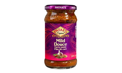 Mild Curry Paste- Code#: SA2100