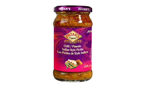 Indian Style Pickle - Chili- Code#: SA2112