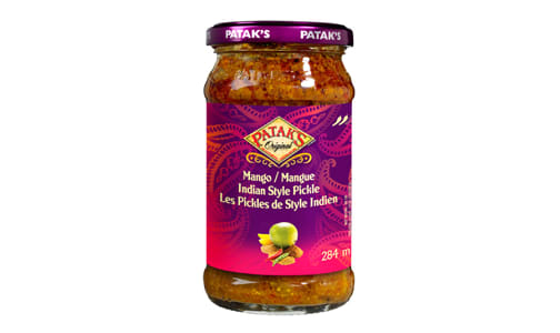 Indian Style Pickle - Mango- Code#: SA2116