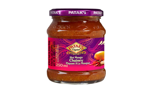 Hot Mango Chutney- Code#: SA2122