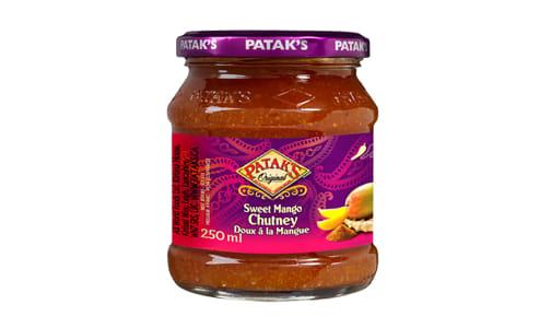 Sweet Mango Chutney- Code#: SA2124