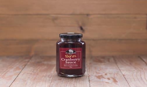 Shiraz Cranberry Sauce- Code#: SA219