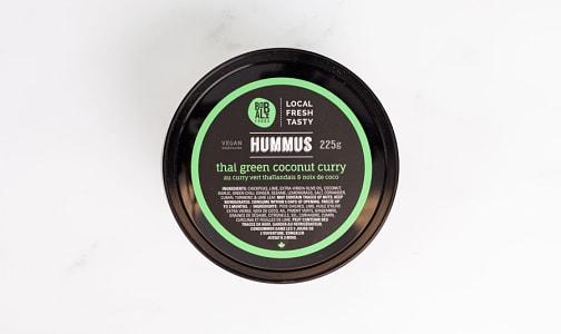 Thai Green Coconut Curry Hummus- Code#: SA2303