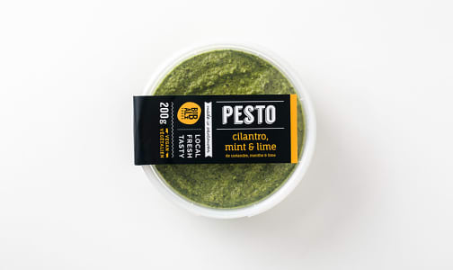 Cilantro, Mint & Lime Pesto- Code#: SA2306