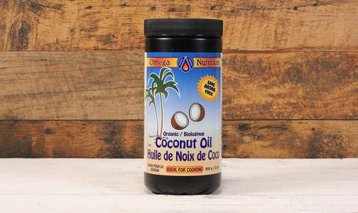 Organic Coconut Oil- Code#: SA3004