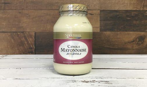 Canola Mayonnaise, Large- Code#: SA3312