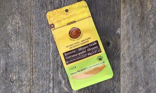 Organic Turmeric- Code#: SA3322