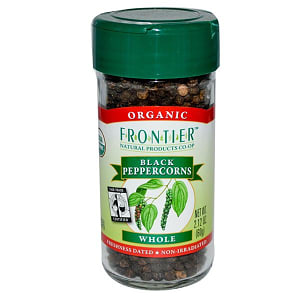 Whole black Peppercorns- Code#: SA3342