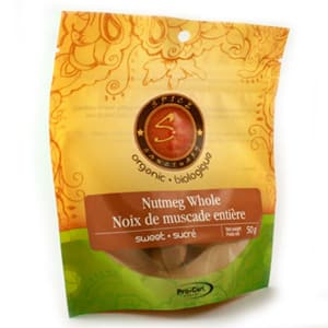 Nutmeg Whole, Cut- Code#: SA3350