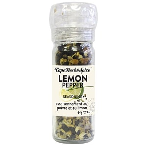 Lemon Pepper Grinder- Code#: SA3600