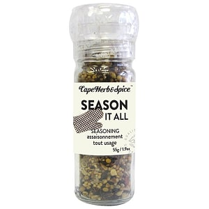 Season It All Grinder- Code#: SA3603