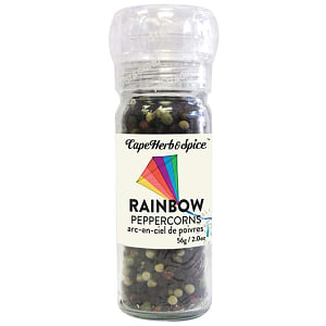 Rainbow Pepper Grinder- Code#: SA3604