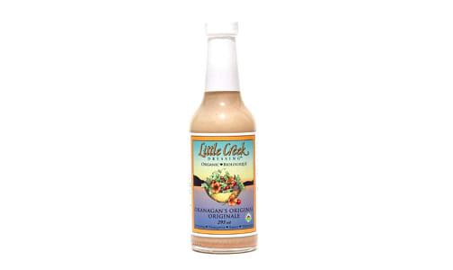 Organic Original Salad Dressing- Code#: SA400
