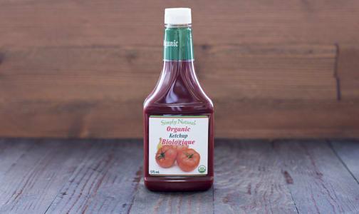 Organic Ketchup- Code#: SA407