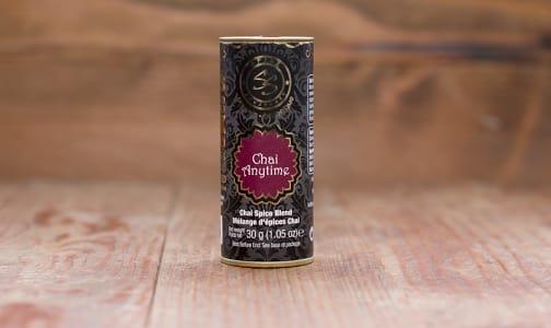 Organic Chai Anytime Spice Blend- Code#: SA4203