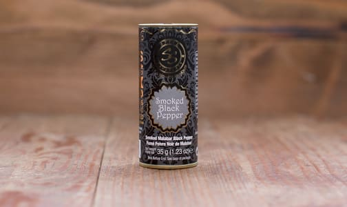 Organic Smoked Malabar Black Pepper- Code#: SA4211