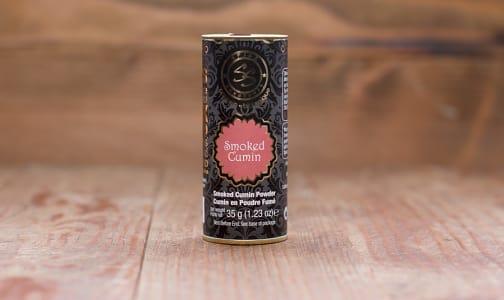 Organic Smoked Cumin- Code#: SA4212