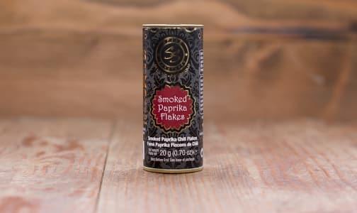 Organic Smoked Paprika Flakes- Code#: SA4213