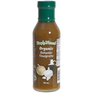 Organic Balsamic Vinaigrette- Code#: SA432