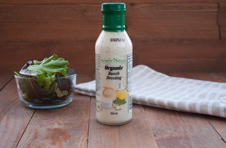 Organic Ranch Dressing- Code#: SA433