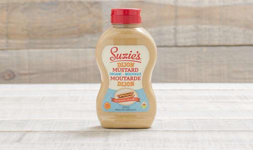 Organic Dijon Mustard- Code#: SA481