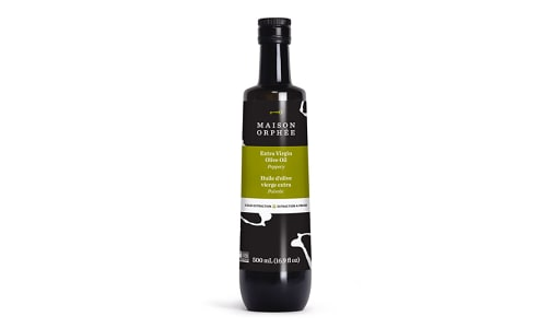 Organic Extra Virgin Olive Oil - Peppery- Code#: SA528
