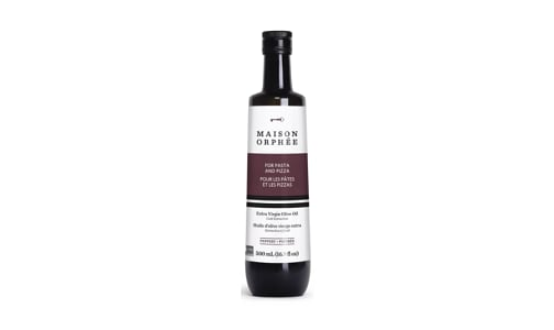Organic Peppery Extra Virgin Olive Oil - For Pasta and Pizza- Code#: SA529