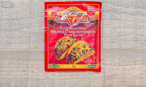 Taco Seasoning Mix- Code#: SA707