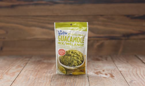 Original Guacamole Mix- Code#: SA710