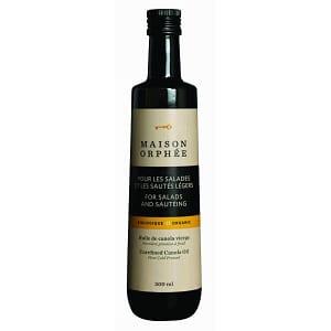 Organic Canola Oil- Code#: SA7203