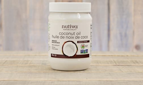 Organic Virgin Coconut Oil- Code#: SA7205