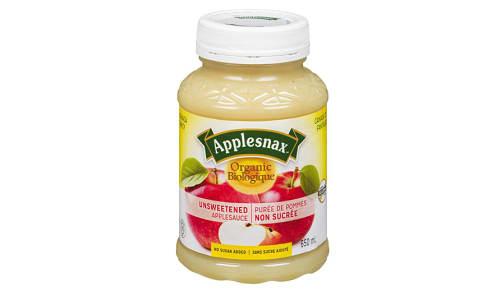 Organic Unsweetened Applesauce- Code#: SA7211