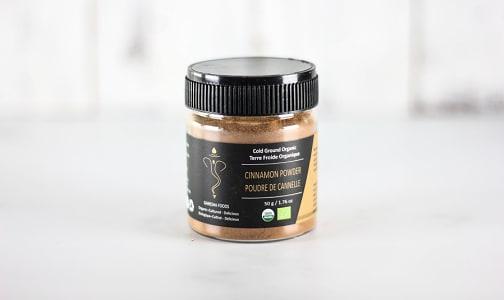 Organic Cinnamon Powder- Code#: SA7222