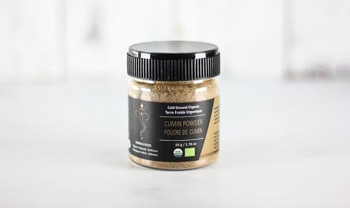 Organic Cumin Powder- Code#: SA7224