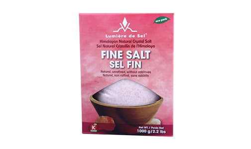 Himalayan Salt - Fine- Code#: SA7234