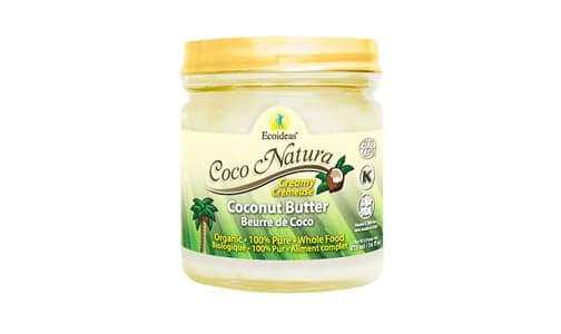 Organic Coco Natura - Coconut Butter- Code#: SA7242