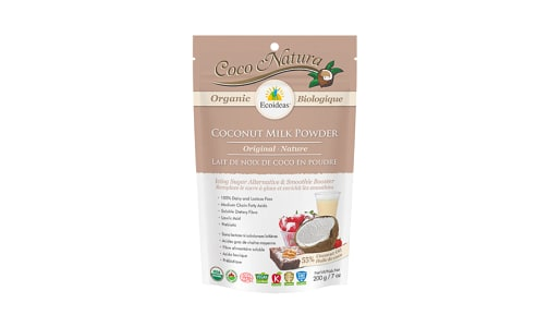 Organic Coco Natura - Coconut Milk Powder - Original- Code#: SA7245