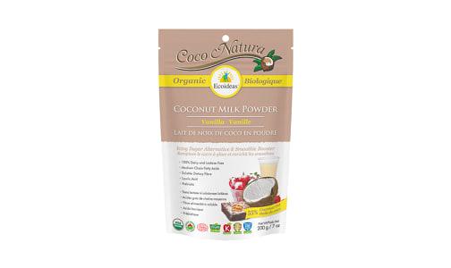 Organic Coco Natura - Coconut Milk Powder - Vanilla- Code#: SA7246