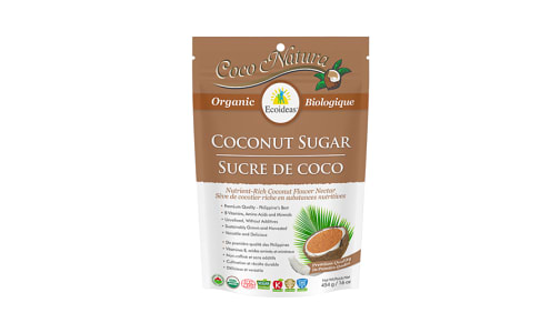 Organic Coco Natura - Coconut Sugar- Code#: SA7248
